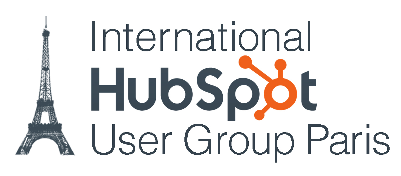 International HubSpot User and Inbound Marketing Group and Paris